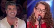Լսողությունը կորցրած աղջիկը հեղինակային երգ է կատարում America's Got Talent-ում. դահլիճն ո...