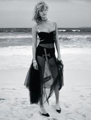 Քարլի Քլոսը՝ Vogue-ի էջերին անսպասելի կերպարներով