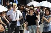 Ճապոնիայում շոգի հետևանքով 30 մարդ է մահացել