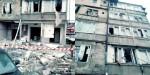 Երևանում ուժեղ պայթյունի հետևանքով մի քանի բնակարաններ են փլուզվել ու վնասվել ավտոմեքենանե...