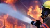 Հրդեհ՝ կահույքի արտադրամասում․ Ամբողջությամբ այրվել է փայտի նախկին արտադրամասը
