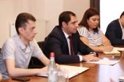 Վեդու ջրամբարը կարող է դառնալ Հայաստանում կաթիլային ոռոգման ցանցի ամրացման կարևորագույն ռե...