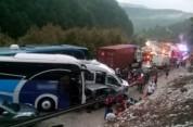 Թուրքիայում 32 մեքենայի մասնակցությամբ ավտովթար է տեղի ունեցել