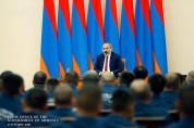 Վարչապետը հանդիպել է Սիրիայում հումանիտար առաքելություն իրականացրած հայ մասնագետների խմբի ...