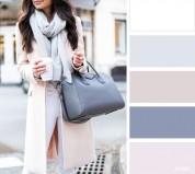 Հագուստի գույների գեղեցիկ համադրություն իդեալակն կերպար ստանալու համար(լուսանկարներ)
