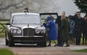 Մեծ Բրիտանիայի թագուհին երկար հիվանդությունից հետո առաջին անգամ հայտնվել է հանրության մեջ (լուսանկարներ)