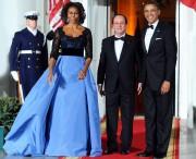 Միշել Օբամայի լավագույն զգեստները՝ Tatler-ի ֆոտոշարքում