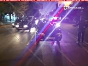 Երևանում 27-ամյա վարորդը ՎԱԶ-2114 ավտոմեքենայով վրաերթի է ենթարկել 2 հետիոտնի