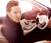 Բենեդիկտ Քամբերբետչը նկարահանվել է Mercedes Benz-ի վերջին գովազդում (տեսանյութ)