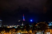 Անկախության տոնի առթիվ Հայոց եռագույնով պատված հեռուստաաշտարկն ու գիշերային հիասքանչ Թբիլ...