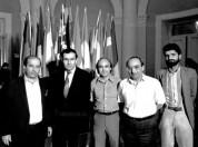 Տիգրան Սարգսյանը Ղարաբաղյան շարժման տարիների լուսանկար է հրապարակել