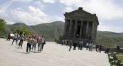 Հայաստանում զբոսաշրջային այցելությունների թիվն այս տարի ավելացել է 8.8 տոկոսով
