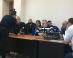 Դատական նիստի ժամանակ Մանվել Գրիգորյանը վատացել է