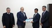 ԱԳ նախարարի տեղակալ Ռոբերտ Հարությունյանը հանդիպել է Հնդկաստանի բեռնափոխադրումների ասոցիացիաների ֆեդերացիայի փոխնախագահի հետ