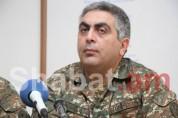 ՊՆ մամուլի խոսնակը պարզաբանում է տարածել զինծառայողների մահվան լուրերը թաքցնելու մասին տեղ...
