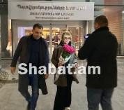 Սիրված երգչուհի Լայմա Վայկուլեն արդեն Երևանում է