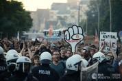 Համբուրգում շուրջ 12 000 մարդ մասնակցում է G20-ի դեմ ցույցին (լուսանկարներ)