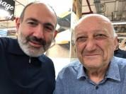 Գնալ խանութ եւ հանդիպել, Հայաստանի Ազգային հերոս Հովհաննես Չեքիջյանին