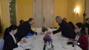 ՀՀ և Կիպրոսի ԱԳ նախարարները քննարկել են Հունաստանի հետ առաջին եռակողմ գագաթաժողովի նախապատ...