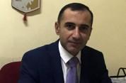 Տիգրան Թամրազյանը նշանակվել է Տավուշի մարզպետի տեղակալ