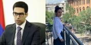 Կինս դեռևս 2019-ի ամռանից չի աշխատում Լենա Նազարյանի գրասենյակում․ Ռուստամ Բադասյան