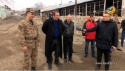 Գագիկ Ծառուկյանը մարզագույք է նվիրաբերել Արցախի ռազմամարզական վարժարանին