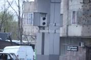 Երևանում կոտրել են միանգամից մի քանի արագաչափ. Shamshyan.com