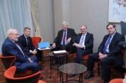 Բրատիսլավայում մեկնարկել է Զոհրաբ Մնացականյանի հանդիպումը համանախագահների հետ