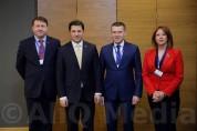 ՀՀ պատվիրակության ղեկավարը հանդիպել է Վրաստանի խորհրդարանի խոսնակի հետ