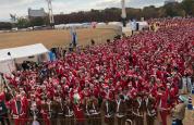 5 հազար Սանտա Կլաուսներ մասնակցել են բարեգործական վազքի