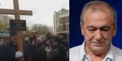 Մոսկվայում տեղի է ունեցել բարերար Լևոն Հայրապետյանի հուղարկավորությունը (տեսանյութ)