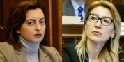 Տիկին Մանդիլյան. Լենա Նազարյանը՝ Մանե Թանդիլյանին