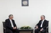 Հայաստանի արտգործնախարարը Եվրոպական միության հատուկ ներկայացուցչի հետ քննարկել է Արցախի հա...