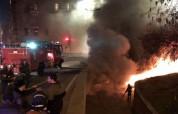 Իսակովի պողոտայում մեքենաներ են այրվել