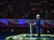 «Поколение независимости»: Начался концерт в честь 25-летия независимости Армении