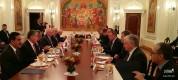 Էդվարդ Նալբանդյանը մասնակցել է ՀԱՊԿ ԱԳ նախարարների հանդիպմանը