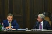 Карен Карапетян и Серж Саргсян не будут включены в предвыборный список РПА. «Жаманак»