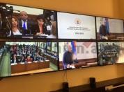Ինչ պայմաններ են ստեղծվել քաղաքապետարանում լրագրողների համար (տեսանյութ, լուսանկարներ)