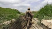 Զինծառայող է վիրավորվել