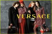 Ջիջի Հադիդը նկարահանվել է Versace-ի աշուն-ձմեռ հավաքածուի գովազդում (լուսանկարներ)
