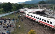 Շուլին-Տայդուն երթուղով ընթացող գնացքի ութ վագոնները դուրս են եկել ռելսերից և շրջվել
