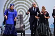 Օբաման պարել է «Մանդելայի պարը», ՀԱՀ նախագահը «դժգոհ» է մնացել