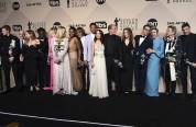 Լոս Անջելեսում կայացել է ԱՄՆ-ի կինոդերասանների գիլդիայի մրցանակաբաշխությունը