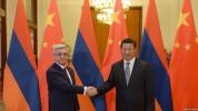 Նախագահը շնորհավորել է Սի Ծինփինին Չինաստանի նախագահի պաշտոնում վերընտրվելու կապակցությամբ...