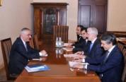 Փոխվարչապետ Մհեր Գրիգորյանը հանդիպել է Հայաստանում ՄԱԿ-ի մշտական համակարգողի հետ