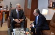 Զոհրաբ Մնացականյանը հանդիպել է Միգրացիայի, ներքին գործերի և քաղաքացիության հարցերով ԵՄ հան...