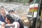 55 ուսանողների փոխադրող ավտոբուսն ընկել Է անդունդը