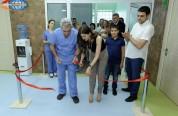 Էրեբունի բժշկական կենտրոնի ծննդատունը համալրվել է բարձր դասի հիվանդասենյակներով
