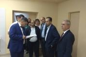 Իջևանի ԲԿ-ն  շտապօգնության մեքենայի կարիք ունի. Արսեն Թորոսյանը այցելել է Տավուշի մարզ