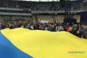 Սկսվել է Զելենսկու և Պորոշենկոյի բանավեճը դիտել ցանկացող քաղաքացիների հոսքը «Օլիմպիական» մ...